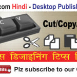 Paste and Paste Without Formatting Part 2 – Indesign in Hindi