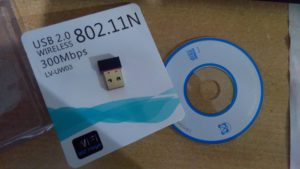 Download and Install Driver for LV-UW03 802.11N Wireless Wi-Fi USB Card