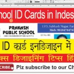 ID Cards in Indesign Using Data Merge in Few Clicks – in Hindi