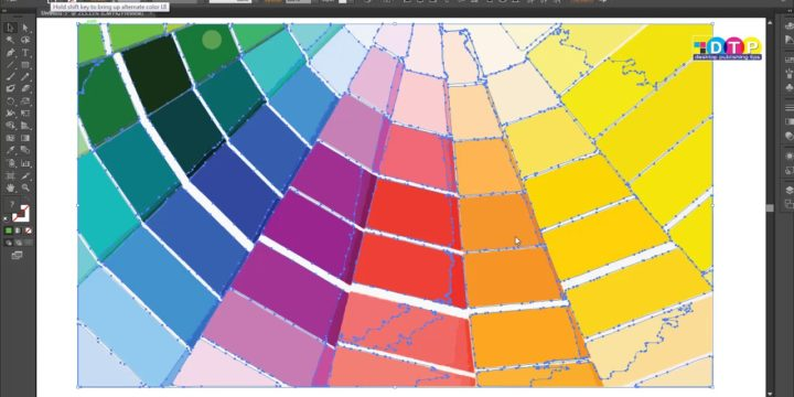 How to Create, manage, and import swatches in InDesign