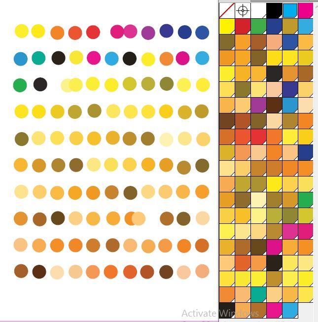 Swatch Palettes Download - Desert Colour Palette