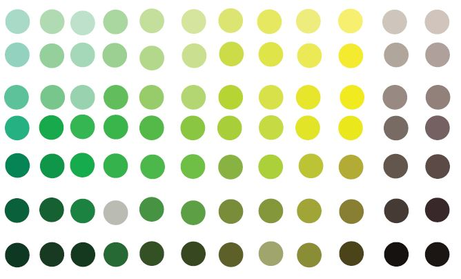 Swatch Palettes Nature Download