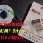 ADNet WiFi Wireless Driver Download/Install