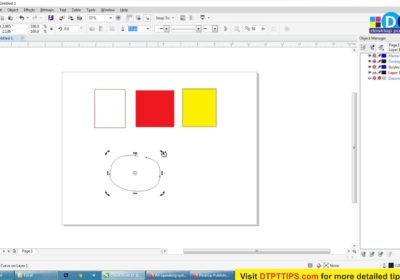 Solved: Sahpes with no Fill Colour is not selecting in CorelDraw