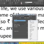 GREP in Indesign: How to style and apply GREPs in an Indesign Document