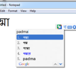 How to install Google Input Tools For Bengali / Bangla Language – Phonetic Typing