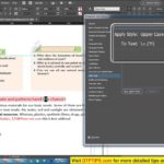 How to fix ORPHAN or WIDOW words in Indesign using GREP